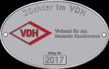 VDH Plakette